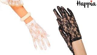 Кружевные перчатки / Обзор