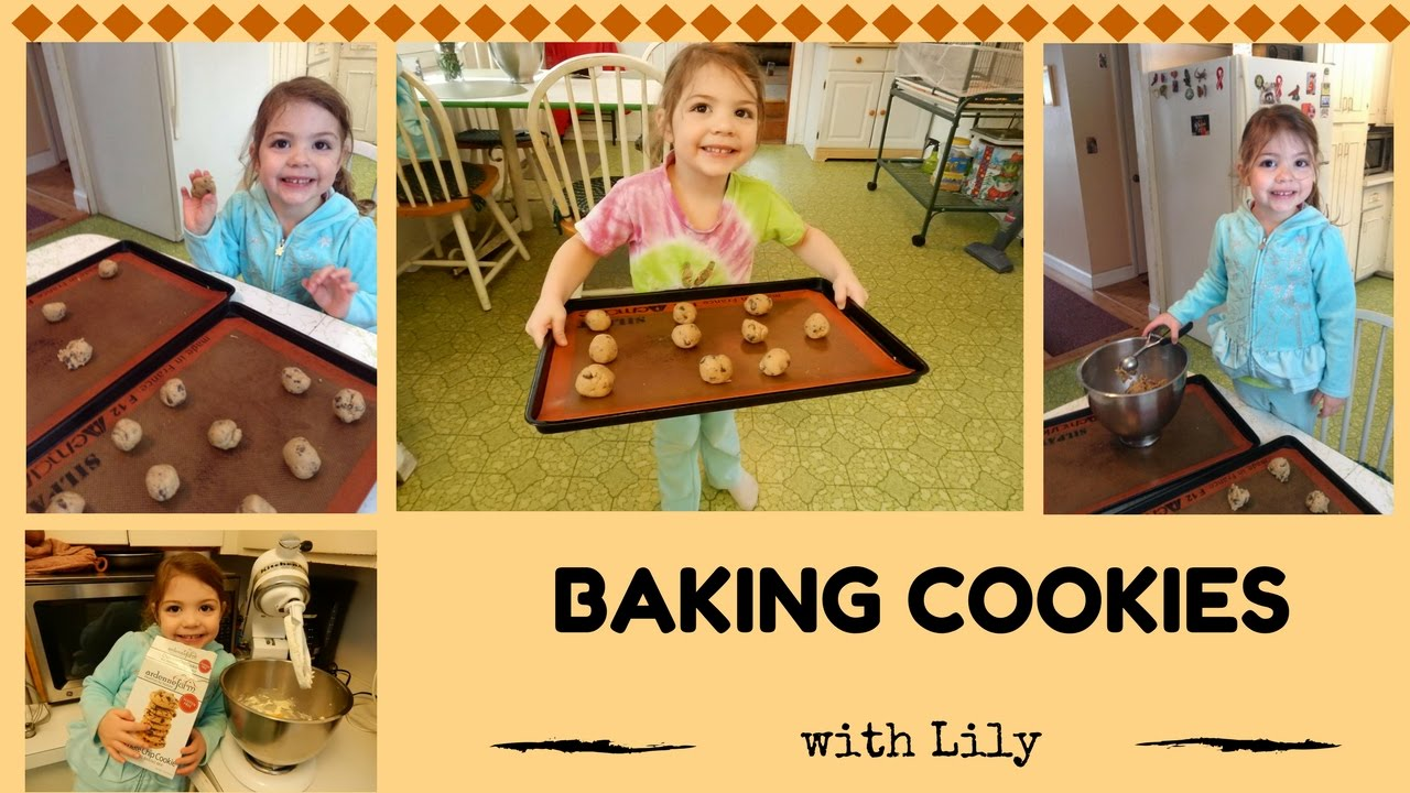 Baking with Lily ~ Gluten Free Chocolate Chip Cookies ...