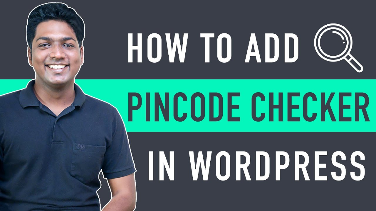 How to Add Pin Code Checker to E Commerce Website