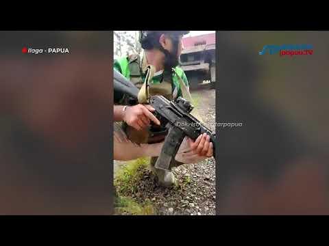 Detik detik Evakuasi Korban Penembakan di Ilaga Papua