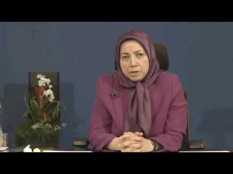 Ms. Dowlat Nowrouzi - National Council of Resistance of Iran