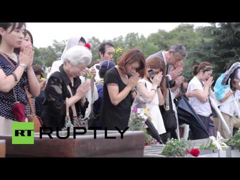 Japan: Hiroshima marks 69th anniversary of US atomic bombing