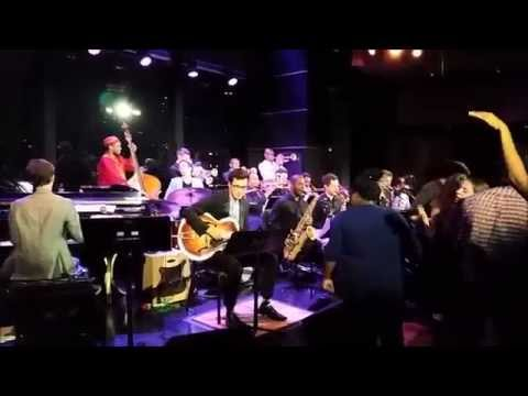Evan Sherman Big Band Live At Dizzy's