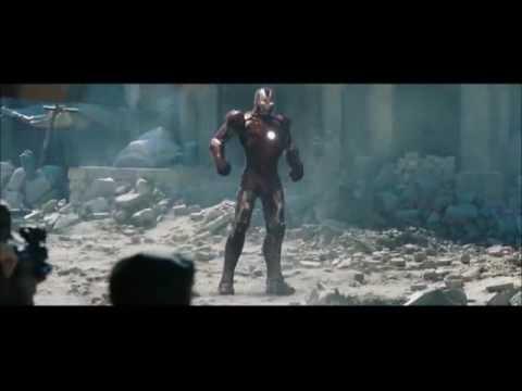 Iron Man - Make The Ground Shake