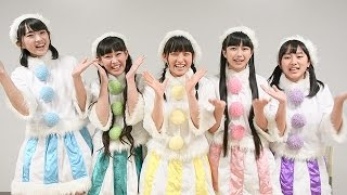 関西の魅力満載の曲を歌って踊り、元気を発信している5人組のアイドル...