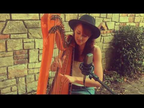 Sweet Child O'Mine –  Guns N' Roses  (Harp Cover by Tiphanie Doucet)