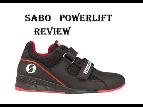Sabo Powerlift Shoes Unboxing & Review With A Suprise CAMEO ||| J&B Powerlifting