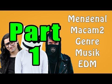 Ingin KEREN? Yuk Kenali Macam2 Genre Musik EDM!