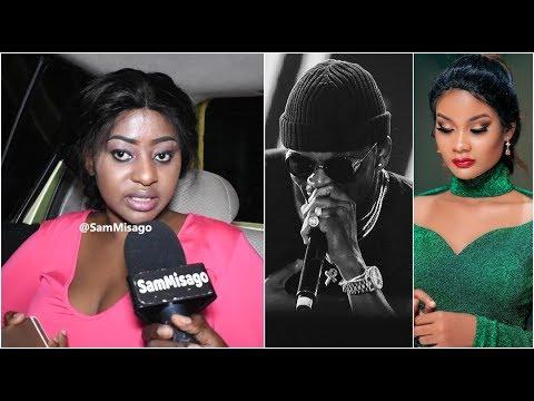 PRETTY KIND: Diamond Kasema YUKO SINGO, Hamisa Hanishindi Kwa Lolote Labda...! (MAPOVU)