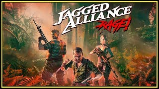 Is Jagged Alliance Back or Bust? - Jagged Alliance: Rage! Gameplay