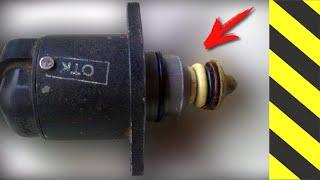 Ремонт регулятора холостого хода на любом авто марки ВАЗ