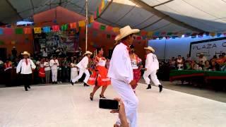 CONCURSO NACIONAL DE HUAPANGO. JACALA 2014. FINAL JUVENIL ESTILO HIDALGUENSE. IZEL
