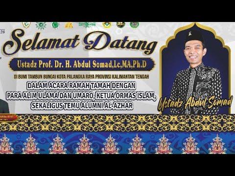 Download Ustadz Abdul Somad - 2020-10-21 Di Palangka Raya -  MP3 & MP4