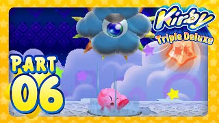 Kirby Triple Deluxe - Level 3 Old Odyssey - Part 2 (3DS)