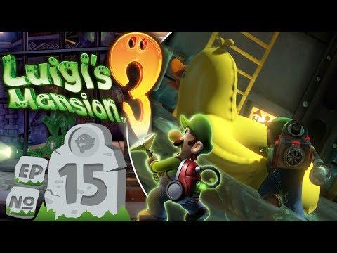 ¡nuevo-vehÍculo-acuÁtico-de-luigi!- -parte-#15- -luigi's-mansion-3