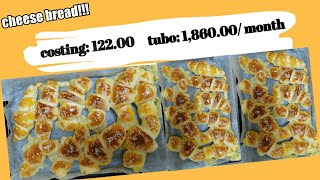 CHEESE BREAD WITH COSTING  YUMMY CHEESE BREAD RECIPE  HOW TO MAKE CHEESE BREAD