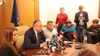 Министър Румен Порожанов - Биопроизводители