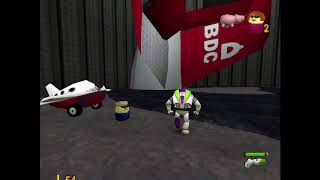 Toy Story 2 - Airport Infiltration 100% Playthrough #15