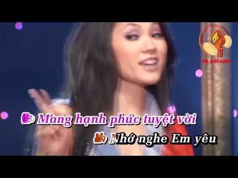 Karaoke   LK Xuân Yêu Thương Điệp Khúc Mùa Xuân