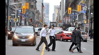 DO NOT TRY THIS ON THE STREETS   Let's Go Jaywalking