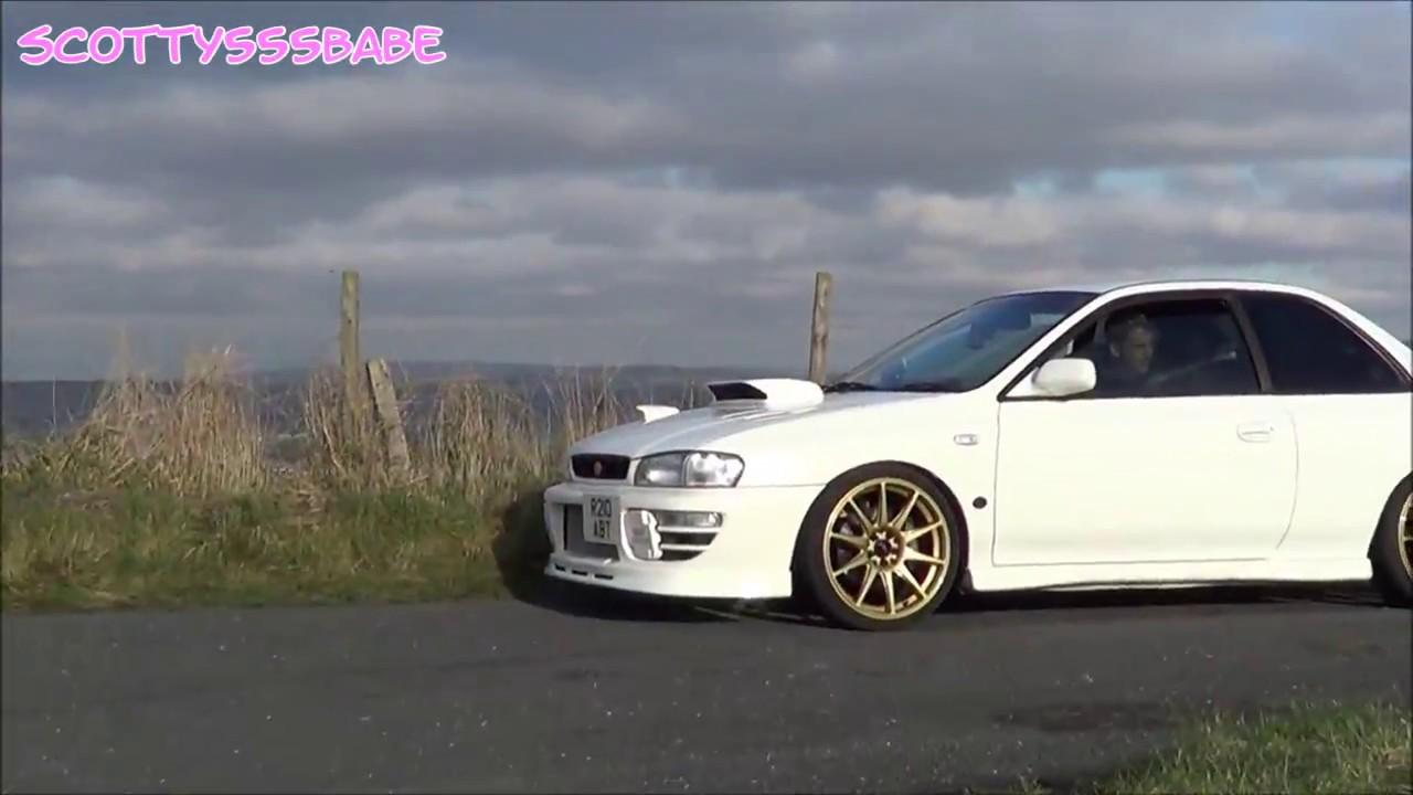 Wrx Mud Flaps >> Subaru Impreza Type R. WRX STI. (A little more fun in the ...