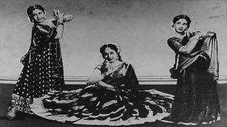 Kitni Jawan Hai Raat - Lata Mangeshkar - AZAAD - Dilip Kumar, Meena Kumari, Pran