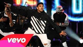 Soul Train Awards 2014: Chris Brown Full Performance