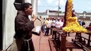 Feligreses se concentran en la parroquia Petare para llevar a cabo misa por la paz de Venezuela