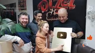 УРА! Золотая кнопка Дизель Студио - награда для каждого, кто подписался на канал. Спасибо друзья!