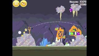 Video Angry Birds 17-12 Mine & Dine 3 Star Walkthrough download MP3, 3GP, MP4, WEBM, AVI, FLV Juli 2018