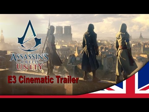 Assassin's Creed Unity All Cutscenes (Game Movie) HD from YouTube · Duration:  3 hours 9 minutes 9 seconds