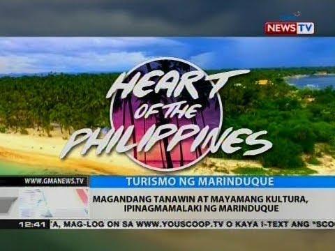 BT: Magandang tanawin at mayamang kultura, ipinagmamalaki ng Marinduque