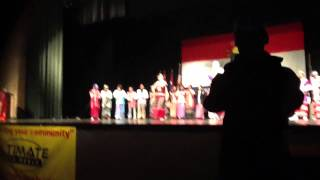 Karen people dance fort wayne indiana 2014