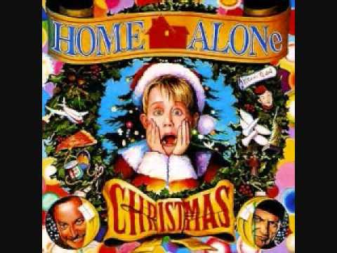 ALL ALONE ON CHRISTMAS - DARLENE LOVE.wmv