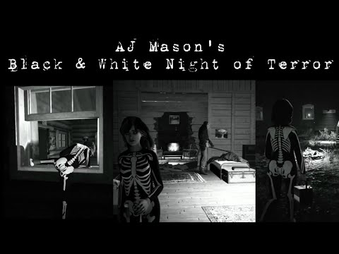 Friday The 13th The Game: Black & White Night of Terror