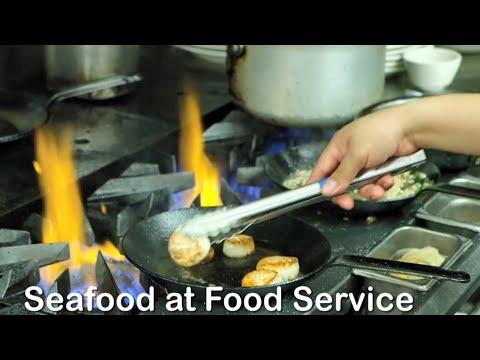 GSMC 2019: Seafood At Food Service