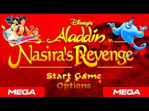Descargar Aladdin La Venganza de Nasira para Pc 1 link MEGA + Gameplay [