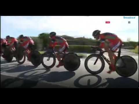 Tirreno Adriatico 2017. Stage 1 (TTT)