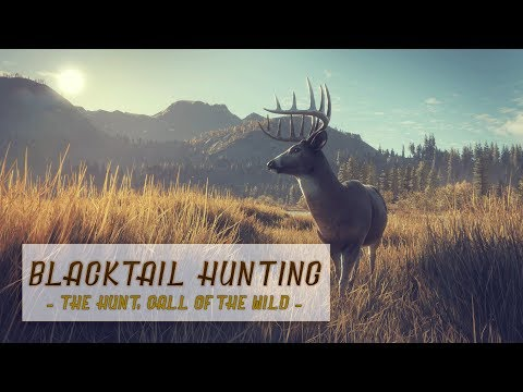Blacktail Deer Hunting [E03] | The Hunter: Call Of The Wild.