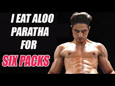 Aloo Paratha for Six Packs ? Bursting the Diet Myths !