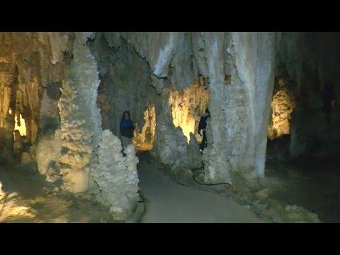 Carlsbad Caverns Kings Palace Tour 3D