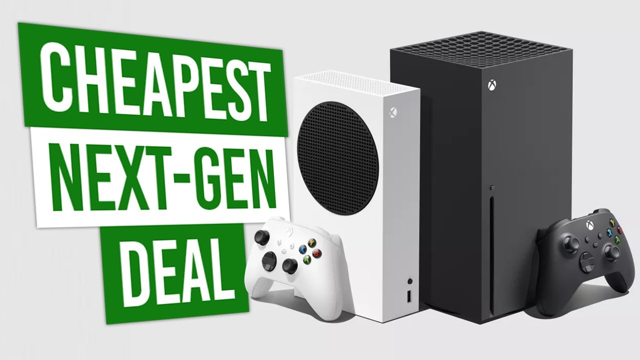 SAVE MONEY On Xbox Series X & Series S + Xbox Game Pass Ultimate!