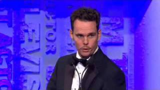 Kevin Dillon presents the Best Drama Series / Soap IFTA to The Tudors - IFTA Winner 2008