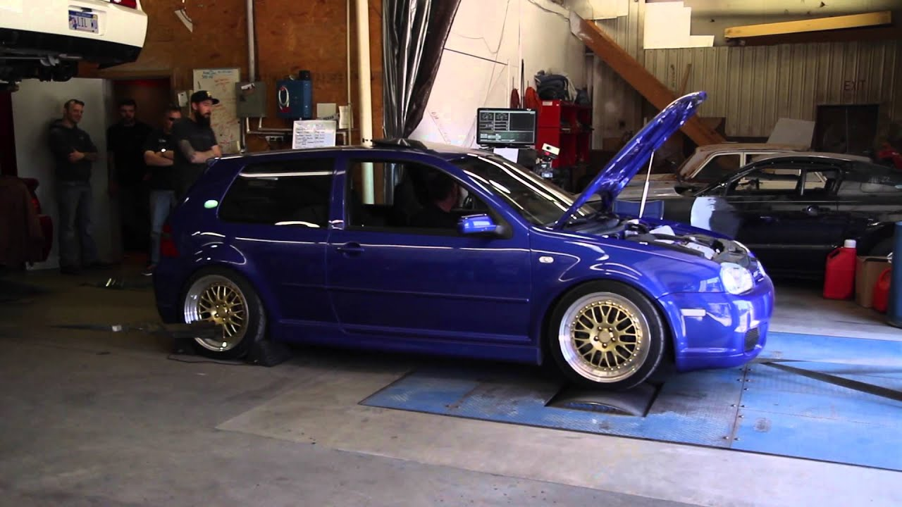 supercharged vw golf r32 awd on rwd dyno 374whp 300wtq youtube. Black Bedroom Furniture Sets. Home Design Ideas
