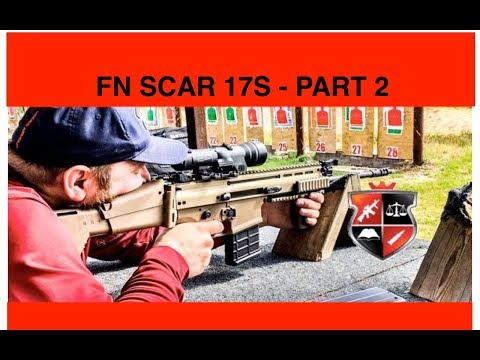 FN SCAR 17S - MK17 Early Issues - PART 2