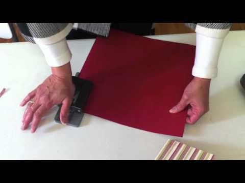 Tarjeta navidad de scrapbooking youtube - Tarjetas de navidad artesanales ...