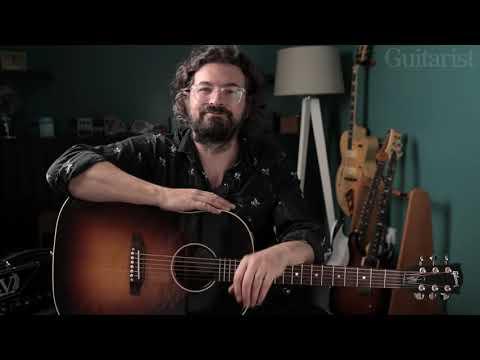 New At Winter NAMM: Slash Signature Gibson J-45 Acoustics