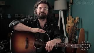 Gibson Slash Signature J-45 Acoustics Demo