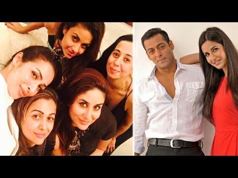 Katrina Considers Salman As Her Family | Kareena Kapoor Khan Parties With Her Girl Gang
