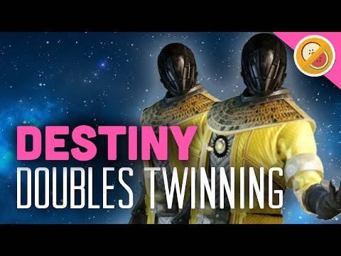 Destiny Doubles Twinning - The Dream Team (Funny Gaming Moments)